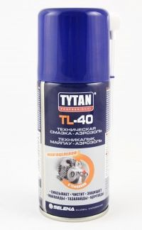Смазка-аэрозоль TYTAN Professional TL-40