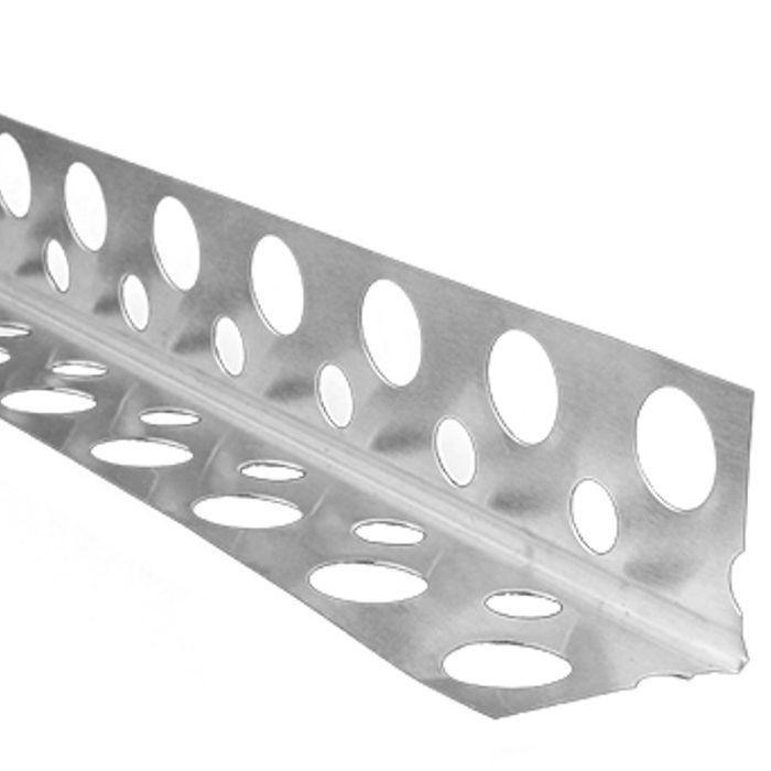 Уголок перфорированный штукатурный оцинк.(УПШ)