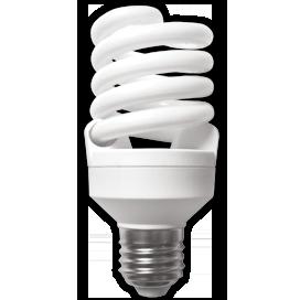 Лампа КЛЛ 20W 2700 К Е-27 спираль