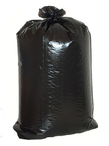 Мешок п/э строительный (420мм) черный